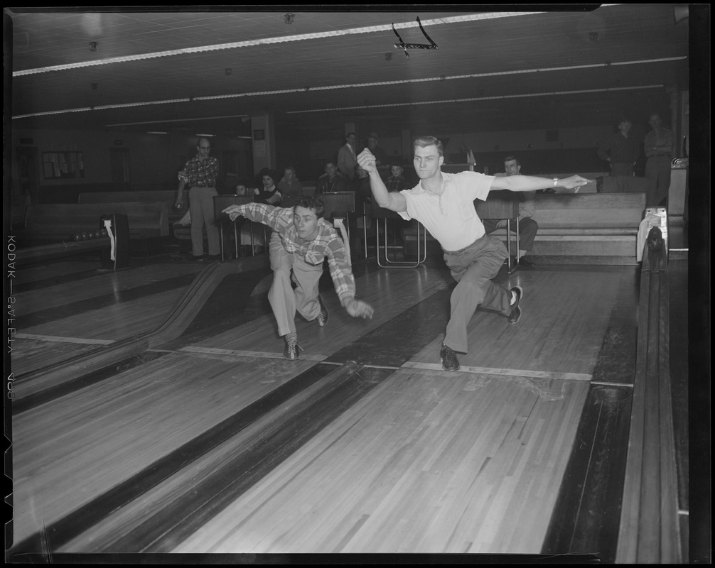 Candlepin bowling - Digital Commonwealth