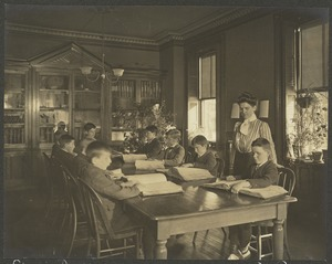 Class in Reading, Boys' Primary