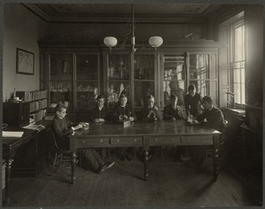 Class in Physics, Perkins Institution