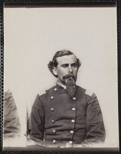 Patton, A. G., Lieutenant Colonel, 1st New York Mounted Rifles