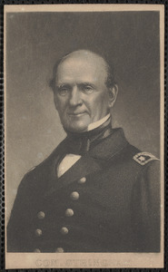 Stringham, S. H., Rear Admiral, U.S. Navy