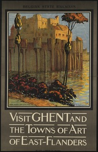 Visit Ghent and the towns of Art of East-Flanders
