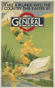 Take a plunge into the country this Easter by General