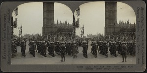 Yankee troops in London