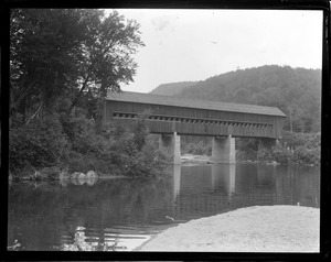 Covered bridge - N.H.