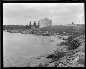 Old Fort at Pemaquid, ME
