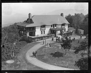 Weeks summer home in Lancaster, N.H. where President Harding spent vacation