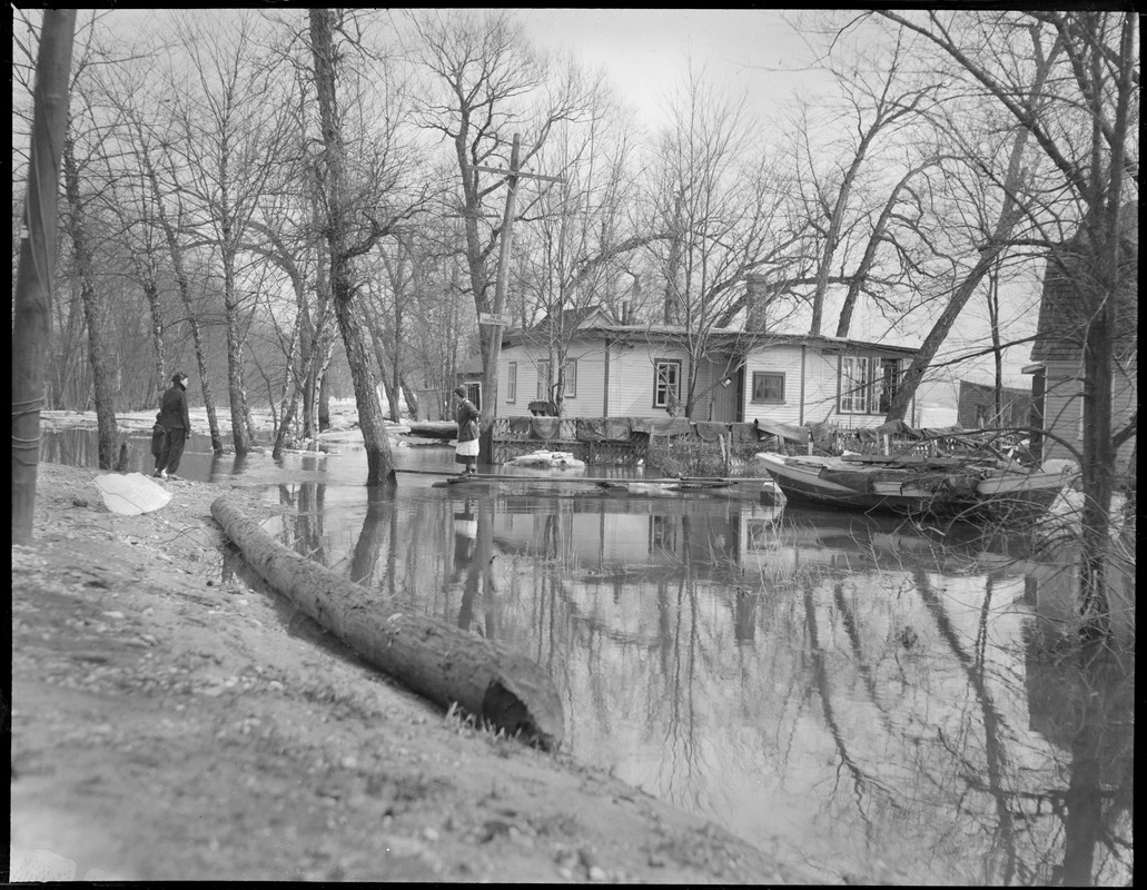 Flooding in New England