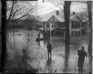 Flooding - Bellows Falls, VT