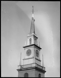 Old North Church steeplejacks