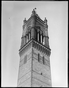 New Old South before tower reconstruction before Nov. 1931