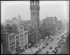 """Leaning Tower of Boston"" New Old South Church Tower to come down"