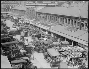 Faneuil Hall Market, South Market Street