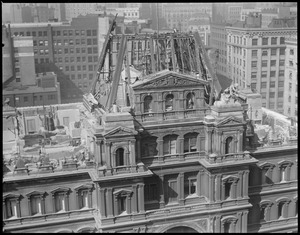 Famous old post office building torn down