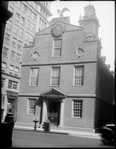 Old State House, State St.