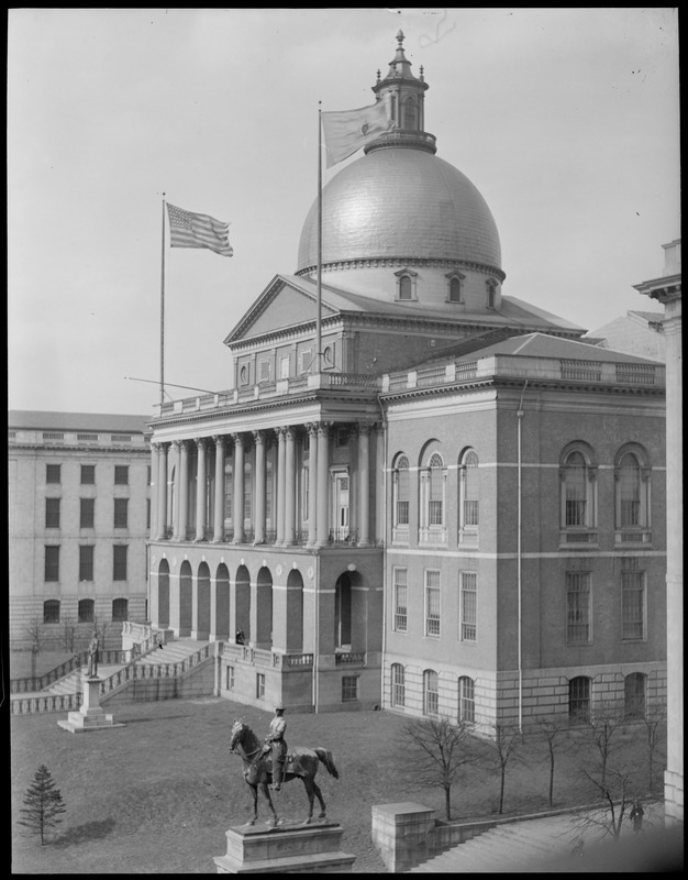 Mass. State House, Boston