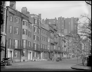 Beacon Street, Beacon Hill