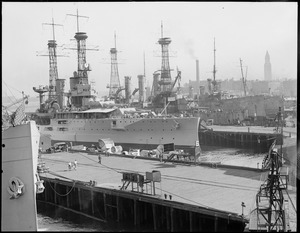 U.S. Navy ships, Charlestown Navy Yard