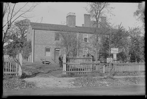 Royall House in Medford
