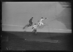Brooklyn Dodgers vs. the Braves