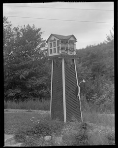 Birdhouse, North Woodstock, N.H.