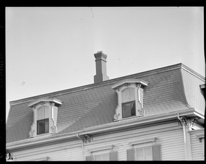 Chimneys, various kinds