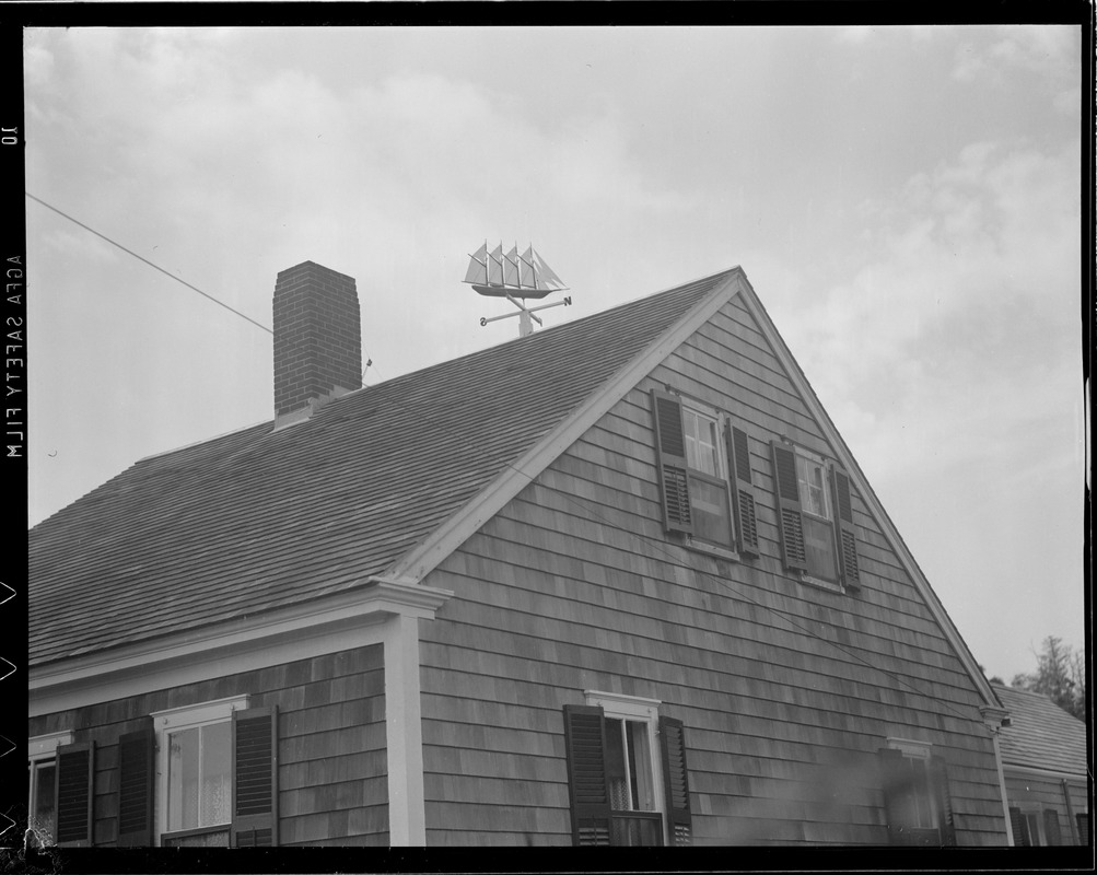 Weathervanes, Cape Cod