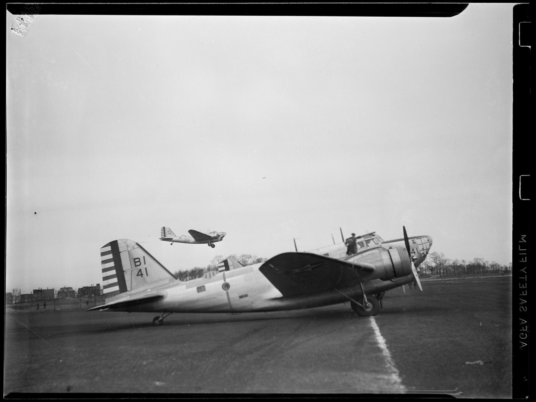 Airplanes - Military pre 1940 civilian (N.W.) Northwest Airlines