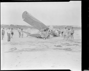 Aviation accident