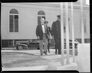 Comm Red James arrested in Concord, Mass