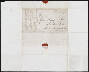 Letter from American Anti-Slavery Society , New York [N.Y.], to the abolitionists of Great Britain, Sept. 25th, 1840