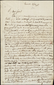 Letter from Anne Knight, to William Lloyd Garrison, [October] 14 [18]45