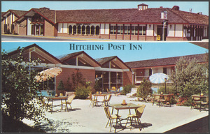 Hitching Post Inn, motor hotel and restaurant, 1600 West Lincolnway, Cheyenne, Wyoming 82001