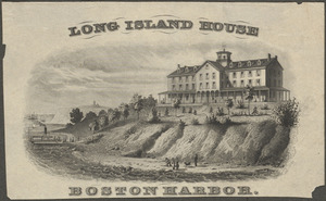 Long Island house, Boston Harbor