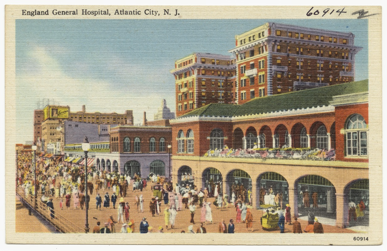 England General Hospital, Atlantic City, N. J.