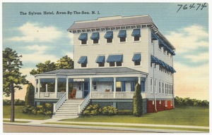 The Sylvan Hotel, Avon-by-the-Sea, N. J.