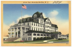 Avon Inn, Avon-by-the-Sea, N. J.
