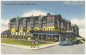 Baldwin Hotel, Beach Haven, N. J.