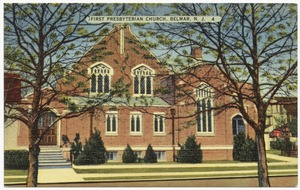 First Presbyterian Church, Belmar, N. J.