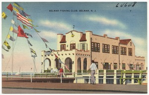 Belmar Fishing Club, Belmar, N. J.