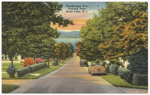 Woodsedge Ave., Outlook Park, Budd Lake, N. J.