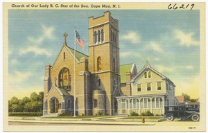 Church of Our Lady R. C., Star of the Sea, Cape May, N. J.