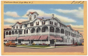 Chalfonte Hotel, Cape May, N. J.