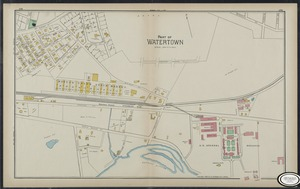 Part of Watertown [map 5]