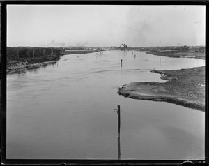 Cape Cod Canal at Bourne