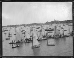 Marblehead, a harbor view