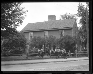 Birthplace of John Quincy Adams