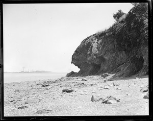Squaw's Rock at Squantum