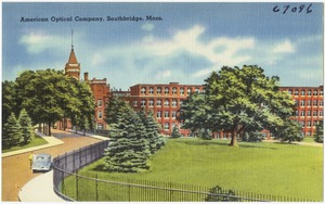 American Optical Company, Southbridge, Mass.