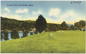 Country Club, Southbridge, Mass.